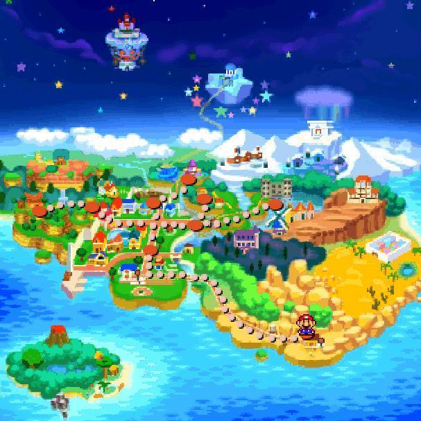 List of Mario locations | Nintendo | FANDOM powered by Wikia