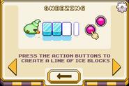 Bad Ice-Cream 2 Help Sneezing
