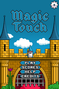 Magic Touch Front Screen