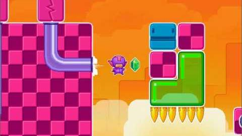 Nitrome - Headcase Level 15