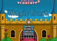 Magic Touch menu