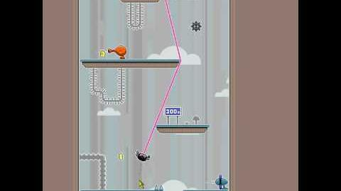 Nitrome - Dangle Level 11