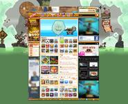 Nitrome 2.0 update ad location
