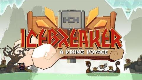 Icebreaker - A Viking Voyage Trailer