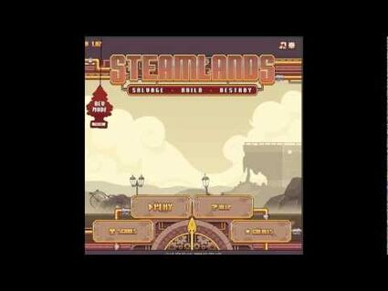 Steamlands Level Building Tutorial