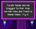Holes message