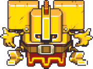 Yellow knight