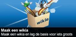 Maak een nieuwe wiki!