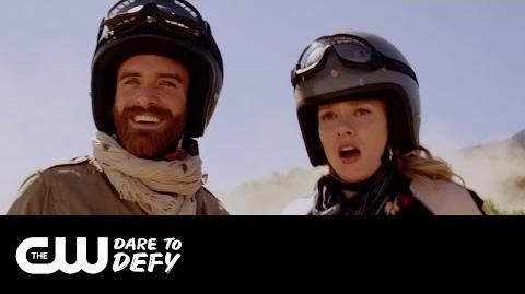 No Tomorrow First Look Trailer The CW
