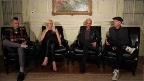Interview exclusive No Doubt pour Glamour.fr - 5 novembre 2012