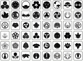 Japanese-crests