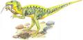 Dwarf Megalosaur