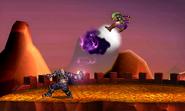 Attack Warlock Thrust