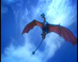 Baby dragon the christmas dragon non alien creatures wiki fandom