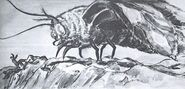 Concept Art - Mothra - Mothra 2