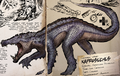Kaprosuchus paludentium