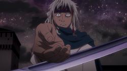 Kuguha loses hand