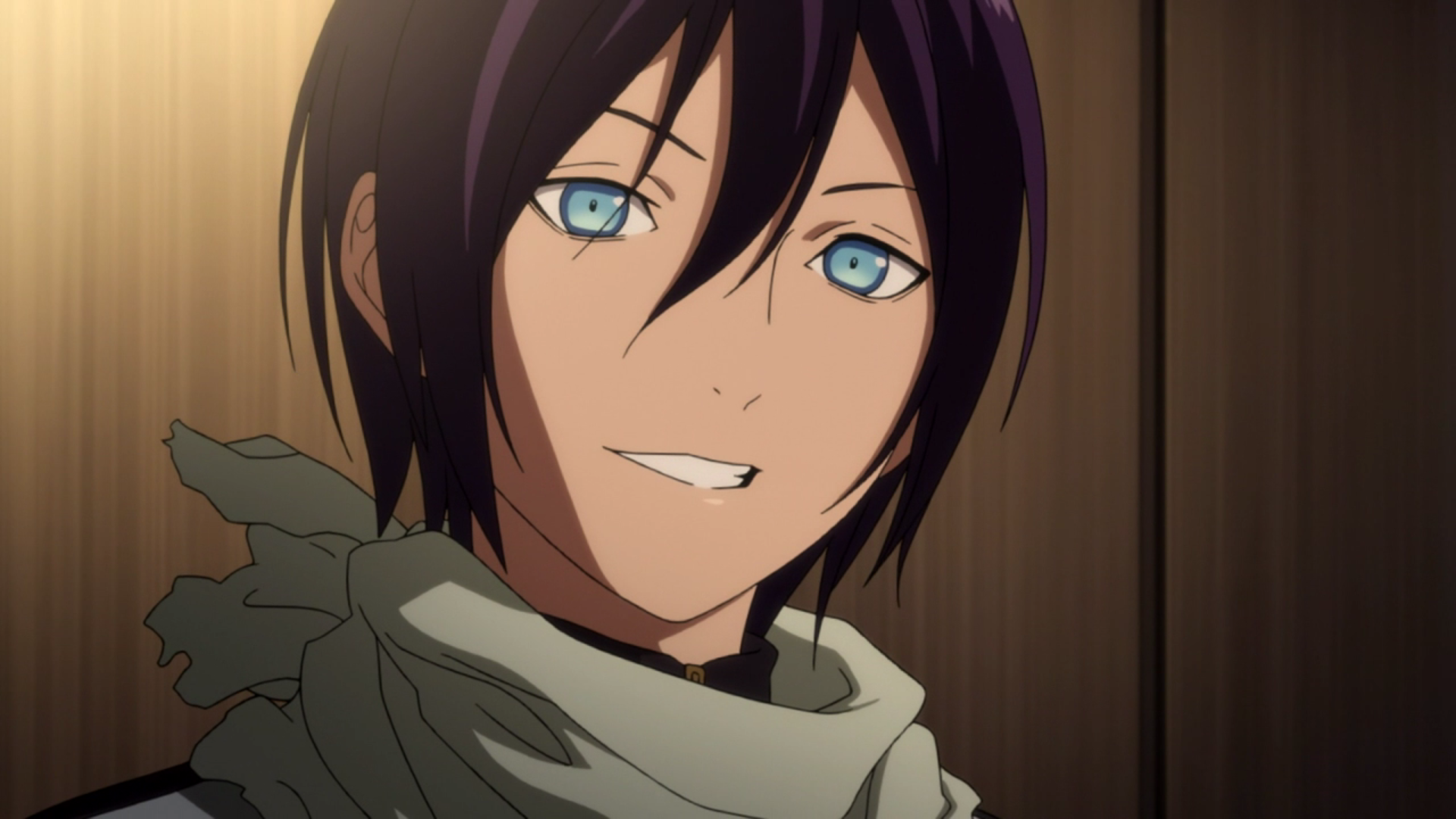 how tall is yato noragami