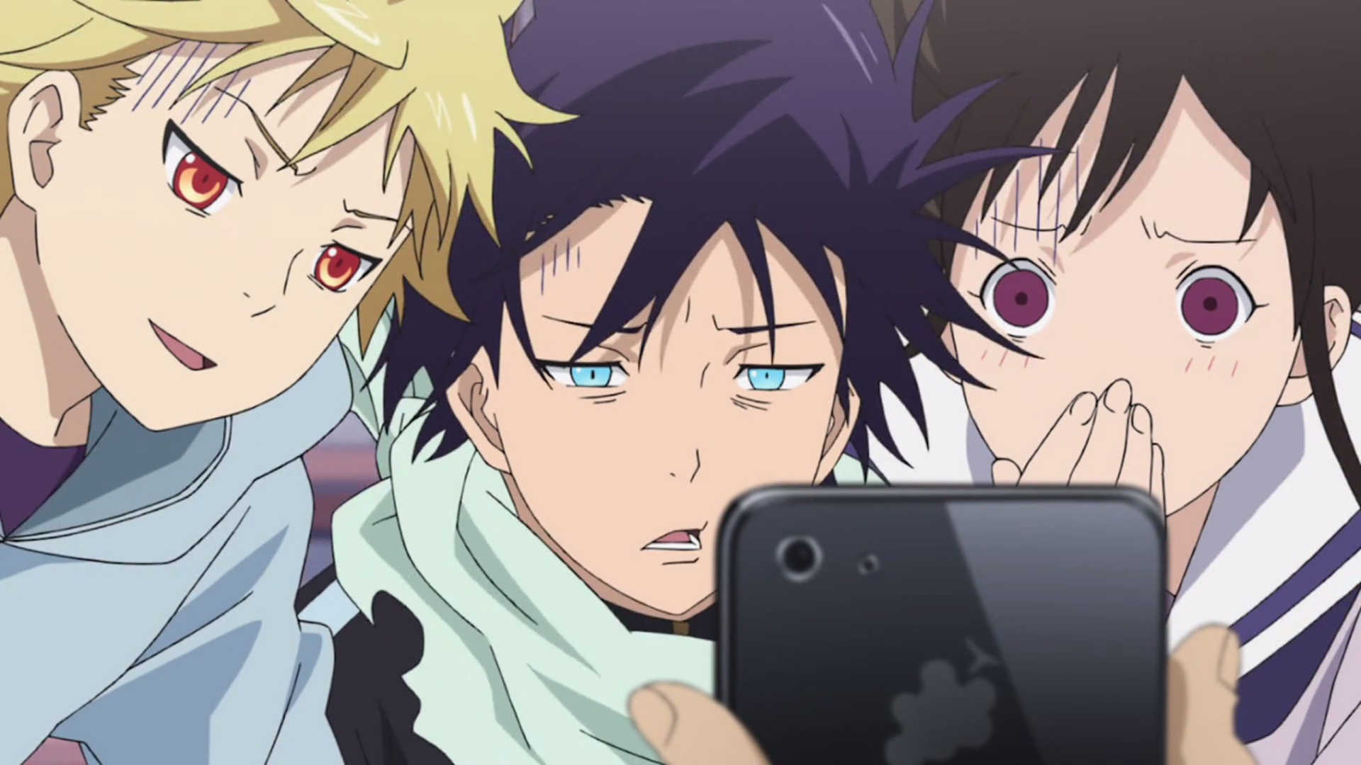 Anime Characters React Fanfiction : Noragami episode wiki fandom powered by wikia