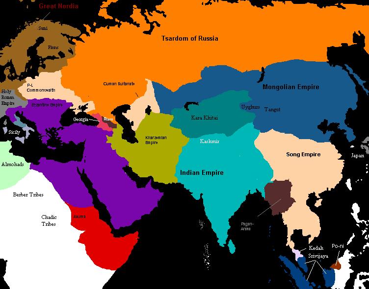 The Story on Eurasia2 Novelas