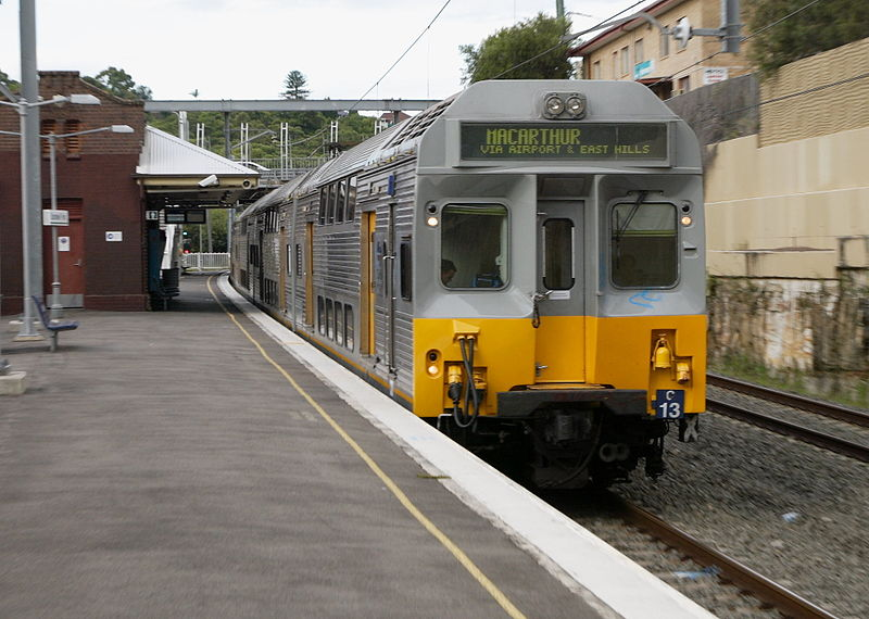 sydney trains - photo #23
