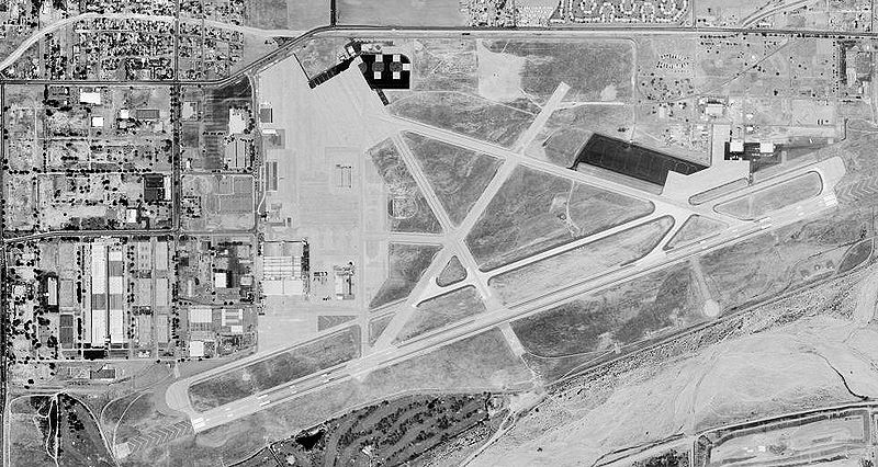 NAFB Gallery | Norton Air Force Base Museum | United States |Norton Afb Aerial