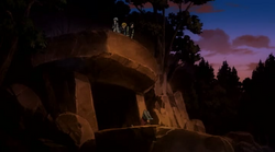 Ushigakure cave