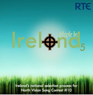 Made In Ireland 5 logo