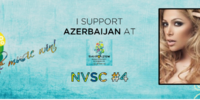 Azerbaijan in the North Vision Song Contest 4