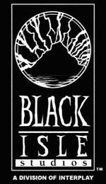 150px-Black Isle logo, 1998