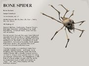 Bone Spider from nwn2