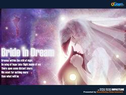 197 Bride in Dream