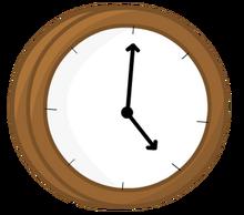 Clock side