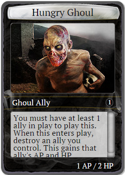 Hungry Ghoul