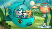 Index every thing of octonauts