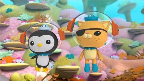 OCTONAUTS Snapping Shrimp