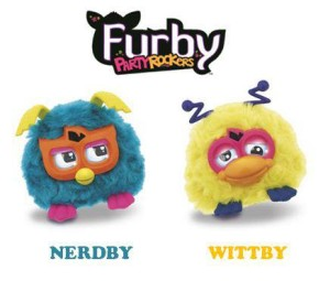 wiki Furby Party Rockers