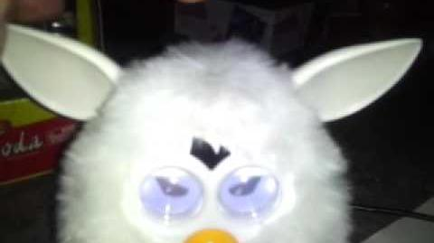 How to make a BABY 2012 Furby...