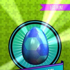 Promo Virtual Egg from Egg Hunt QR Code