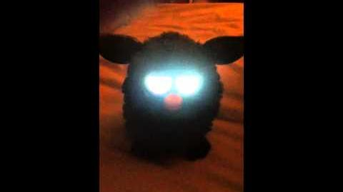 2012 furby changing to evil personality