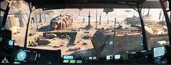Ogame Fleet Backdrop