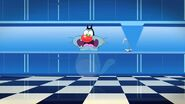 Oggy turns invisible
