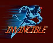 Invincible Title
