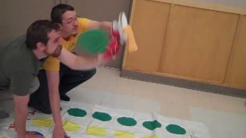 Full Contact Sandwich Tossing BreadTwister