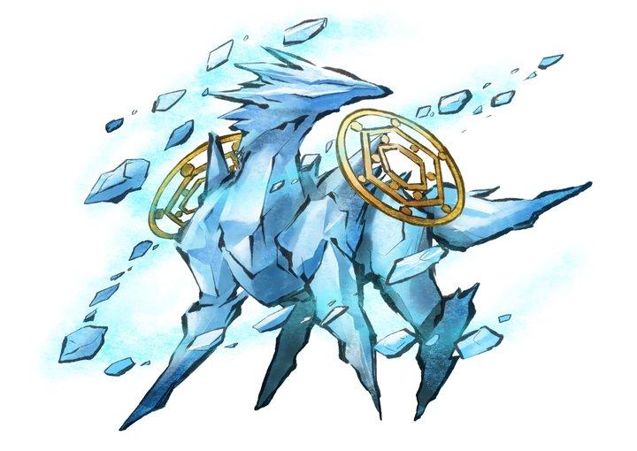 ice beast okami wiki fandom powered by wikia