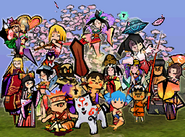 CharacterCast