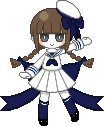 Wadda sprite sailor outfit