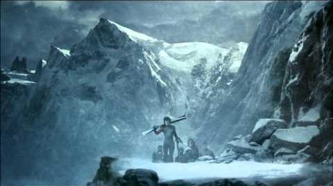 Trailer oficial da BBC para os Jogos de Inverno em Sochi 2014