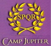 SPQR/Camp Logo