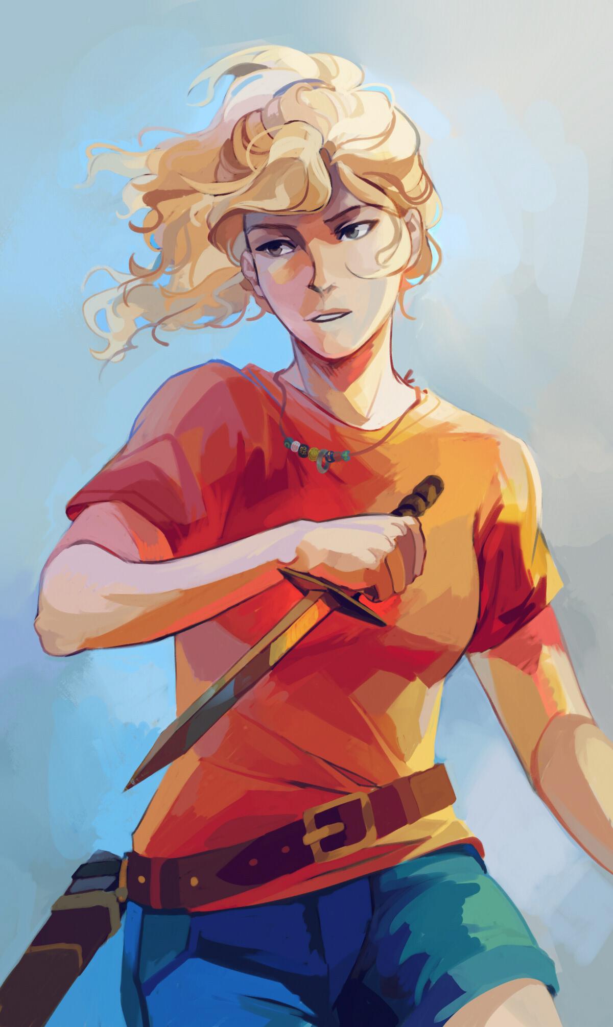 Annabeth Chase | Riordan Wiki | FANDOM powered by Wikia  Annabeth Chase ...